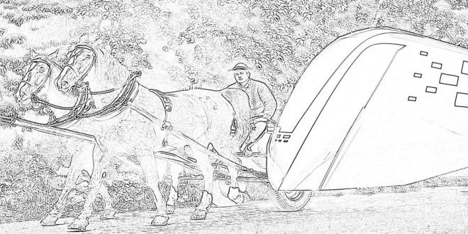Hybrydowy wóz do Morskiego Oka