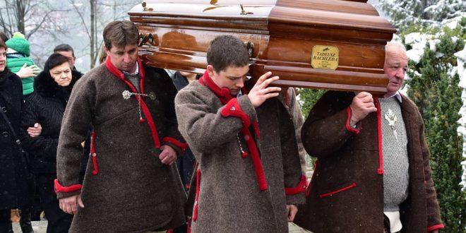 Pożegnaliśmy Tadeusza Bachledę