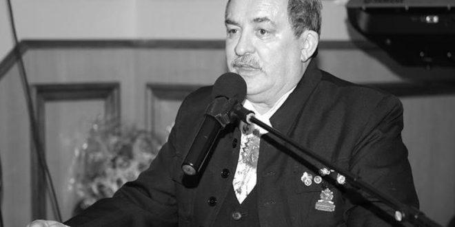 Zmarł Andrzej Gędłek.